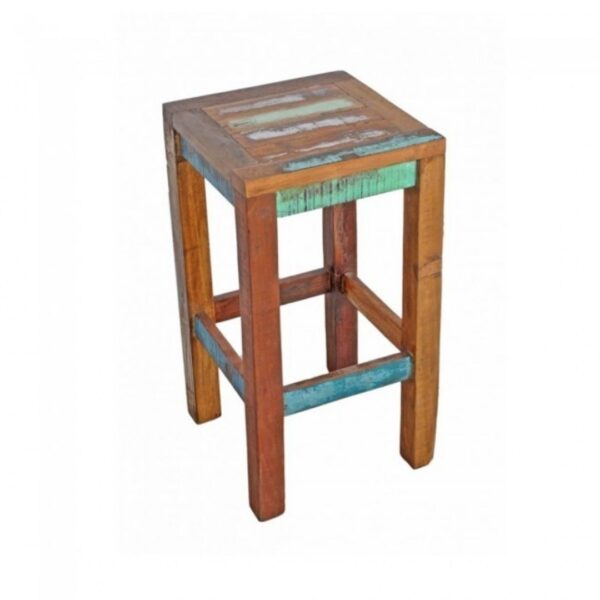 Timber Wooden Stool
