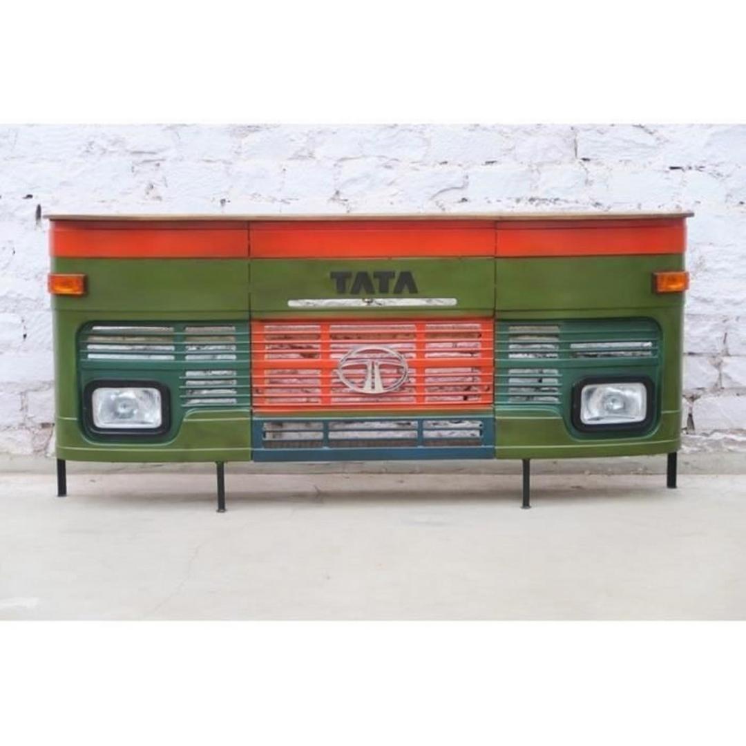 truck bar cabinet