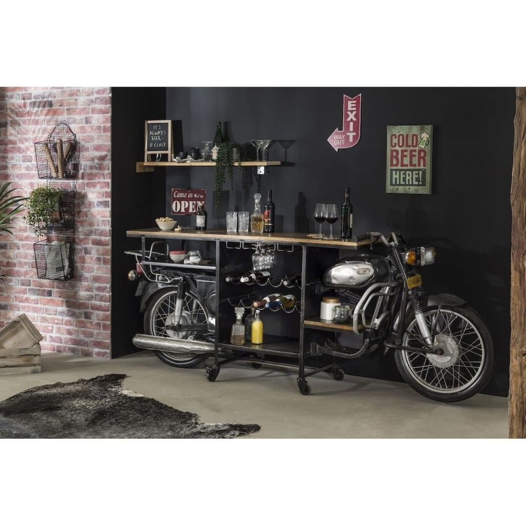 motorcycle cabinet