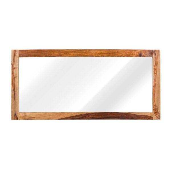 natural wall mirror