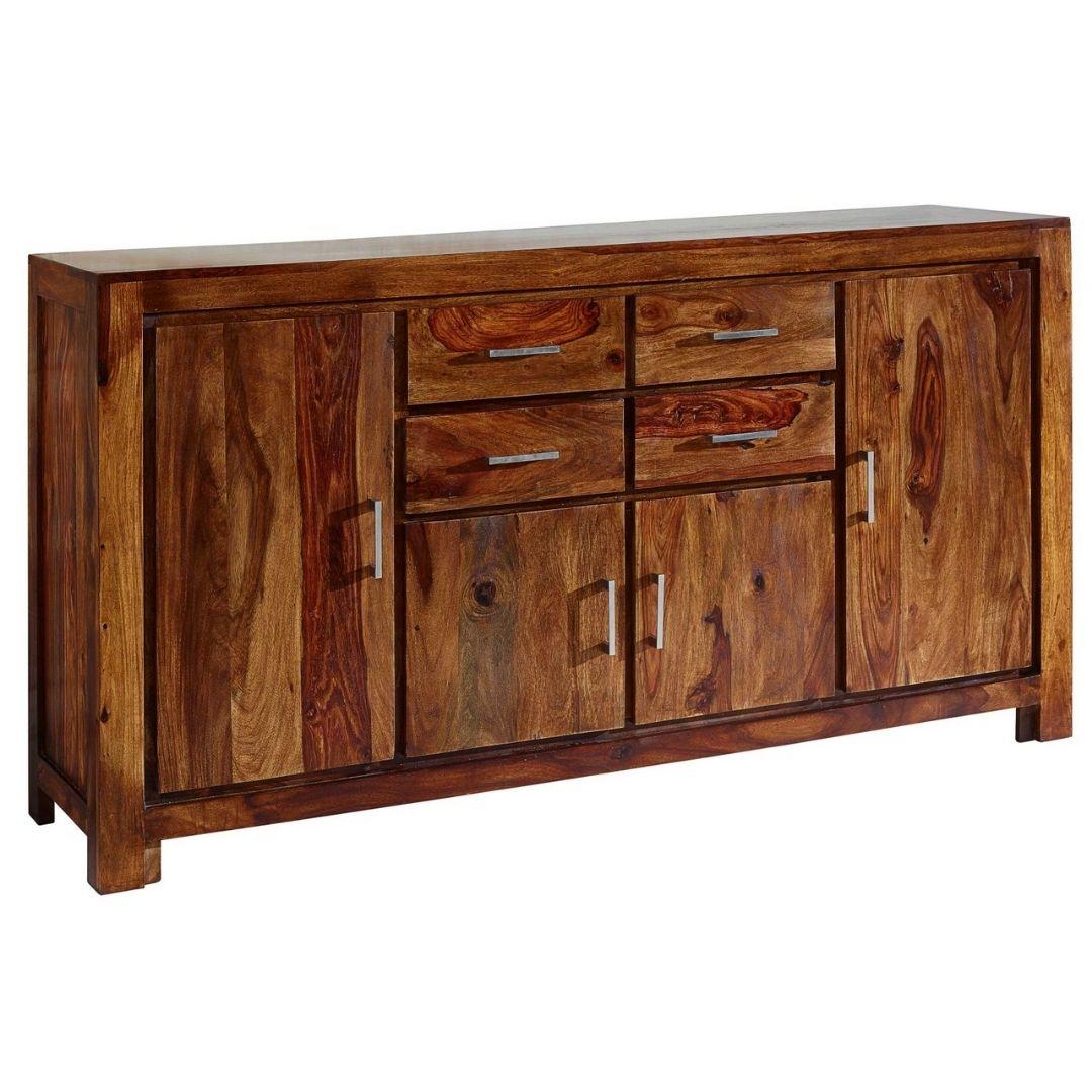 4 door 4 drawer sideboard