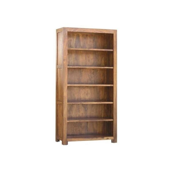 sheesham wood bookcase