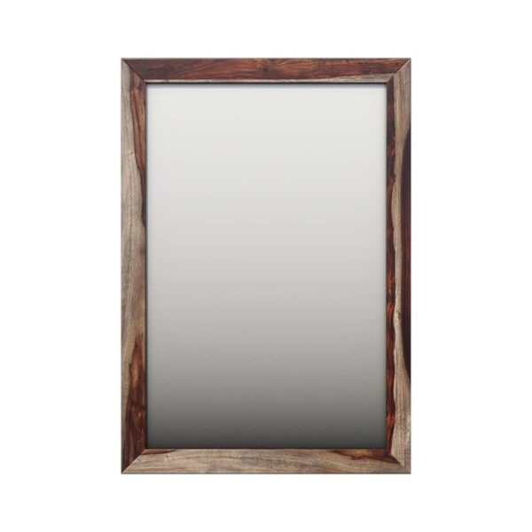 whitewashed mirror