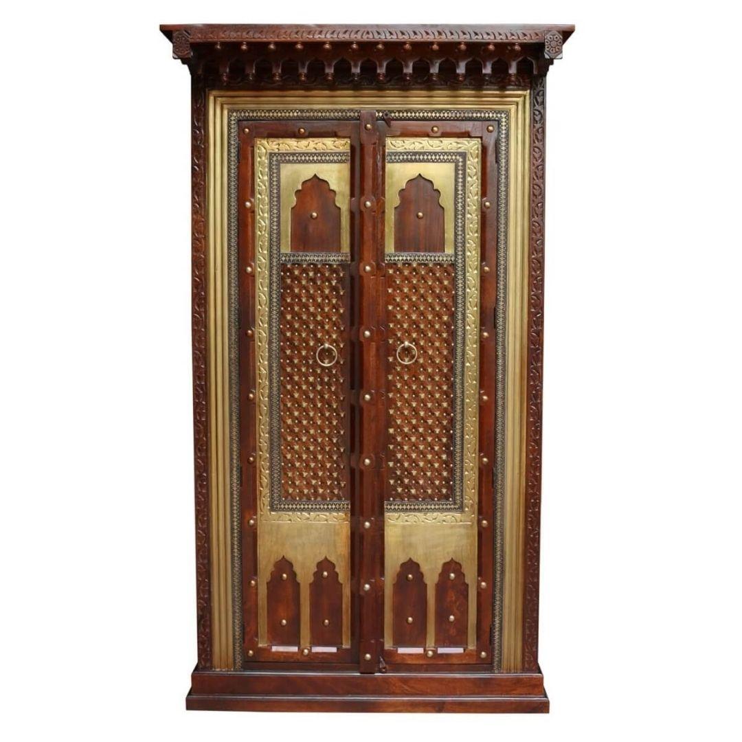 heritage door cabinet