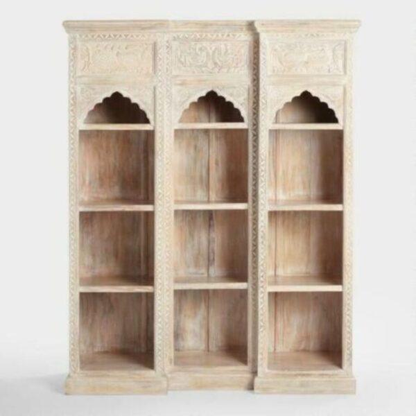 mehran wooden bookshelves
