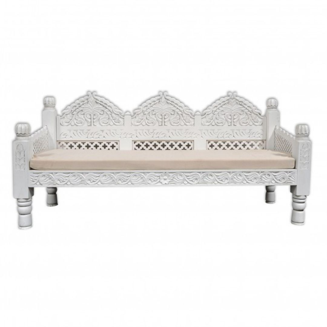 White daybeds
